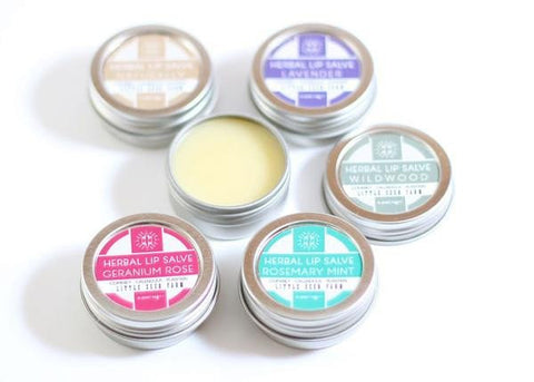 Herbal Lip Salves