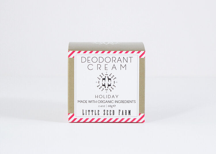 HOLIDAY - Deodorant Cream - Limited Edition