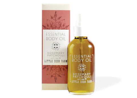 Body Oil - 4 Scents