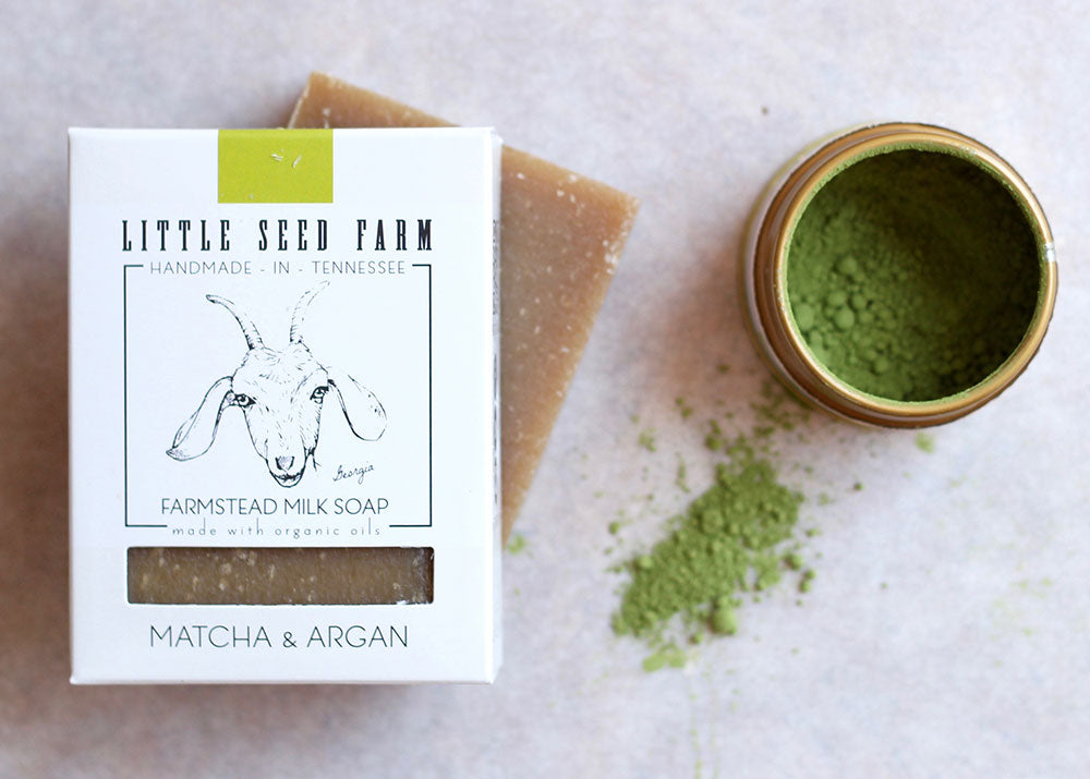 Matcha & Argan Bar
