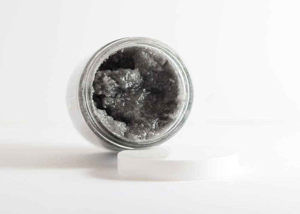 Activated Charcoal Detox Scrub