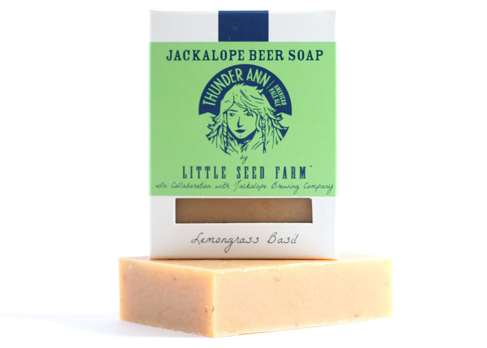 Jackalope Beer Soap Set