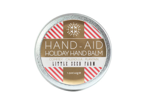 HOLIDAY HAND-AID