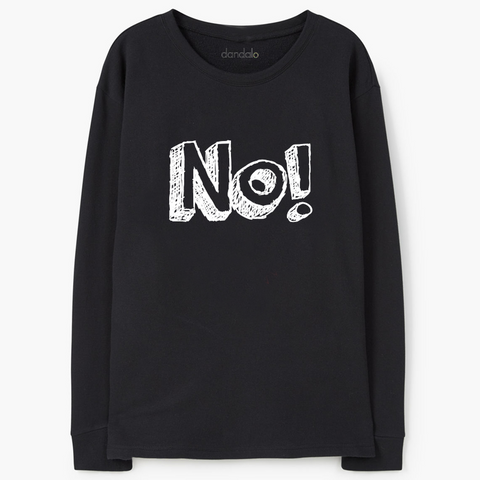 "TSF Sweatshirt ""No!"""