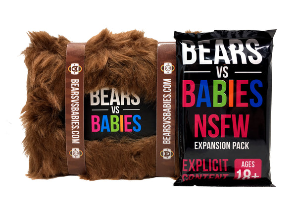 Bears vs Babies inkl. NSFW Expansion Pack