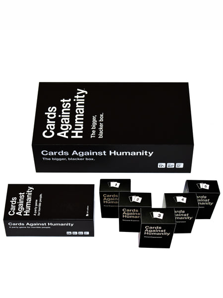 Cards Against Humanity Set Bundle UK