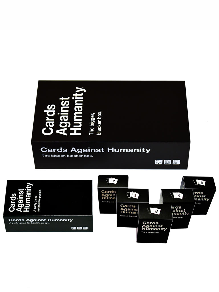 Cards Against Humanity Set Bundle US