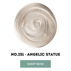 Bio Sculpture 251 Angelic Statue nail gel