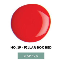 No.19 - Pillar Box Red