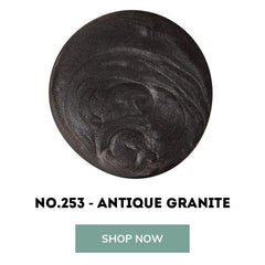 antique granite bio sculpture gel nail
