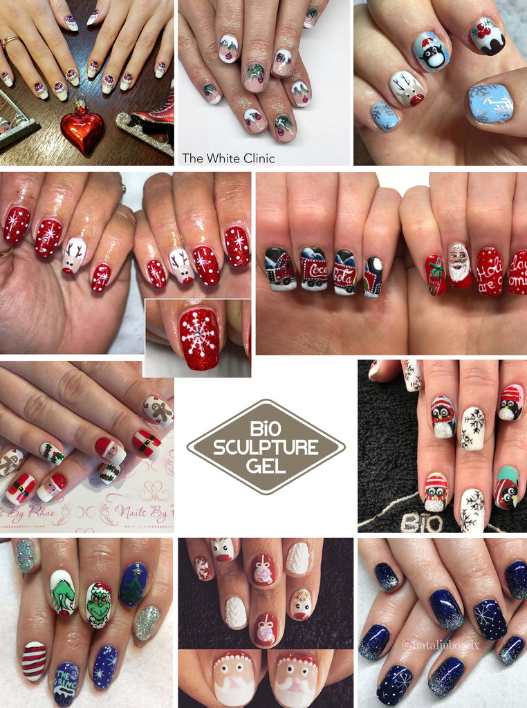 Christmas Nail Art Competition 2016 Renew Beauty