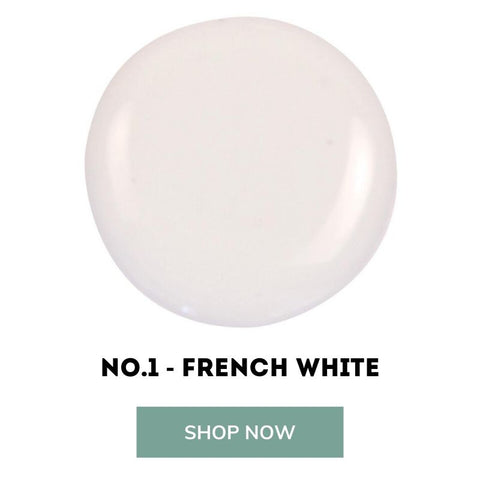 French White bio sculpture nail gel