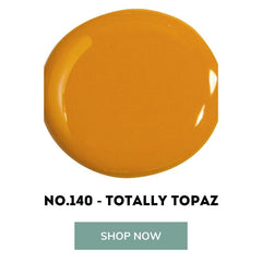 Totally Topaz nail gel Bio Sculpture