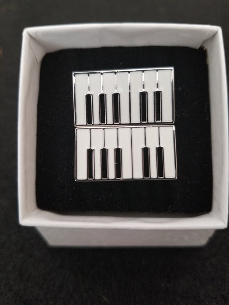 Music Themed Cuff Links