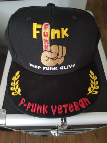 The One P-Funk Veteran Baseball Cap