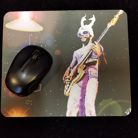 "The ""Boogie"" Mouse Pad"