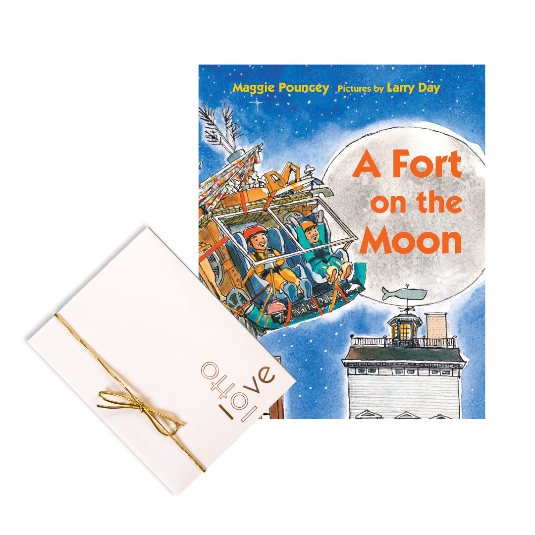 A Fort On The Moon + LottoLove Book Bundle