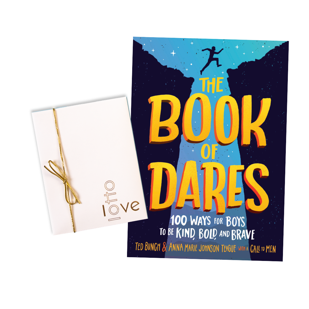 The Book of Dares + LottoLove Book Bundle
