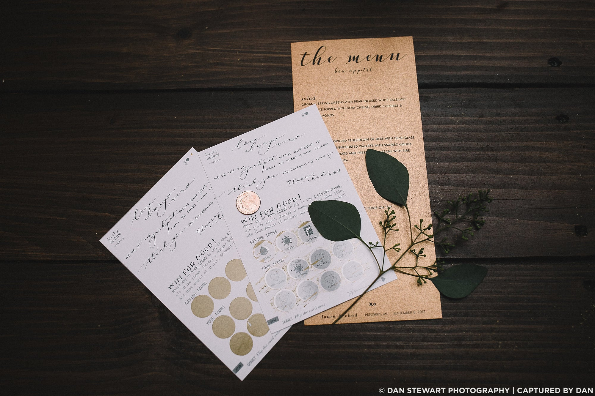 Lucky Wedding Gifts: Lucky In Love Wedding Favors That Give Back