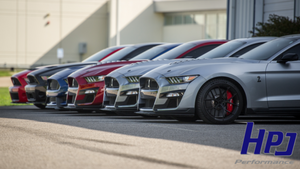 2020 GT500 PERFORMANCE PACKAGES
