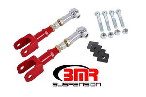 BMR Rear Toe Rods (Adjustable - Rod Ends) - 15+ Mustang