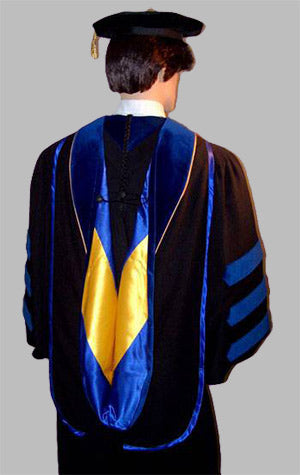 Deluxe/Superior Doctoral Hood