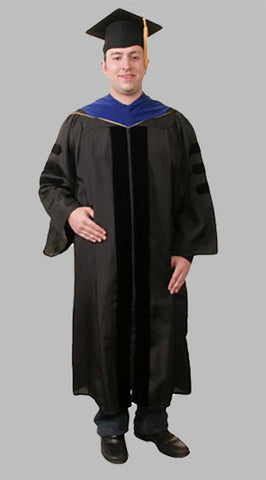 Economical Doctoral Gown