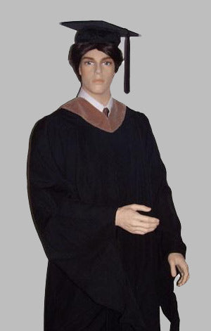 Faculty Quality Masters Gown