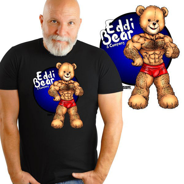 Bearded Shirts • Eddi Bear & Co. Official Shirt