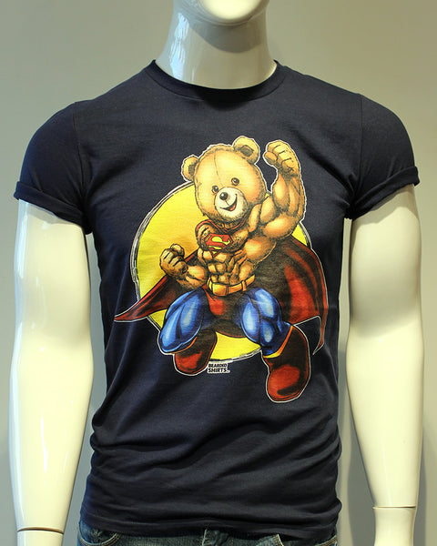 Bearded Shirts • Super Eddi Bear Shirt