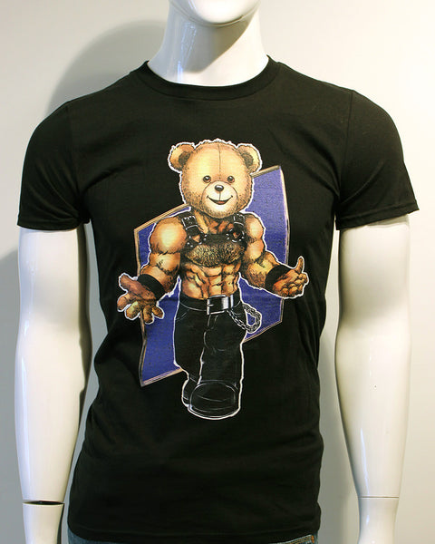 Bearded Shirts • Leather Eddi Bear Shirt