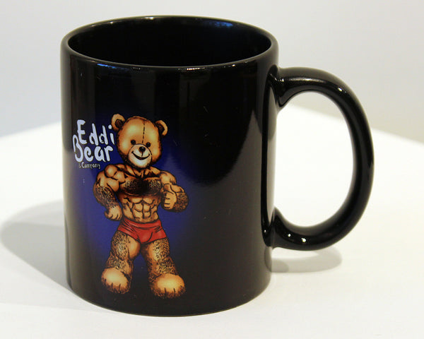 Bearded Shirts • Eddi Bear Mug