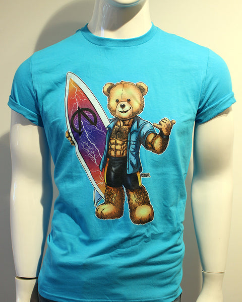 Bearded Shirts • Surf Eddi Bear Shirt