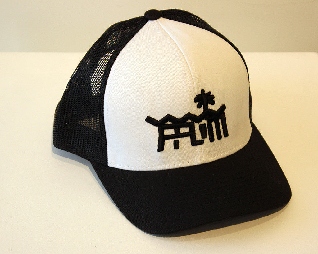 Tim-Scapes Trucker Cap • Palm Springs Modernism