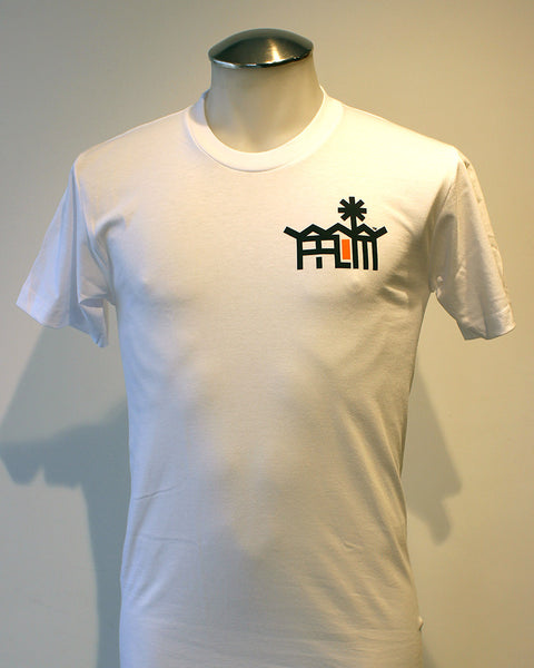 Tim-Scapes T-Shirt • Palm Springs Modernism • White