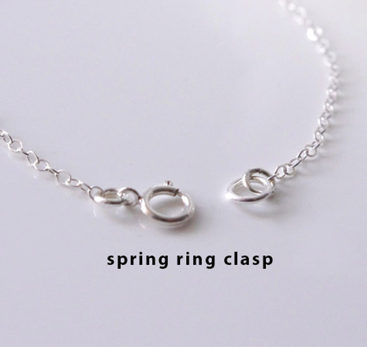 Love knot armband silver, rosett armband i sterling silver 925