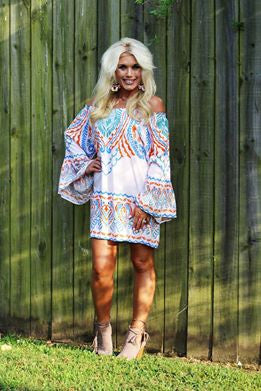 High Standards Tunic Dress