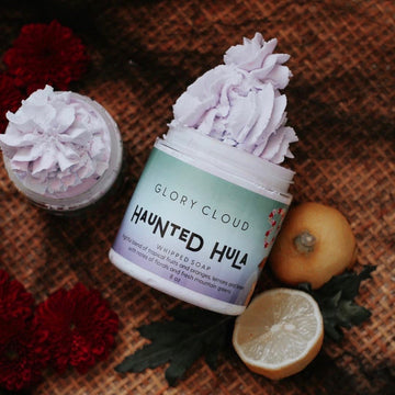 Glory Cloud USA - Whipped Soap - Haunted Hula