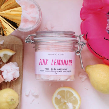 Pink Lemonade - Cloud Scrub