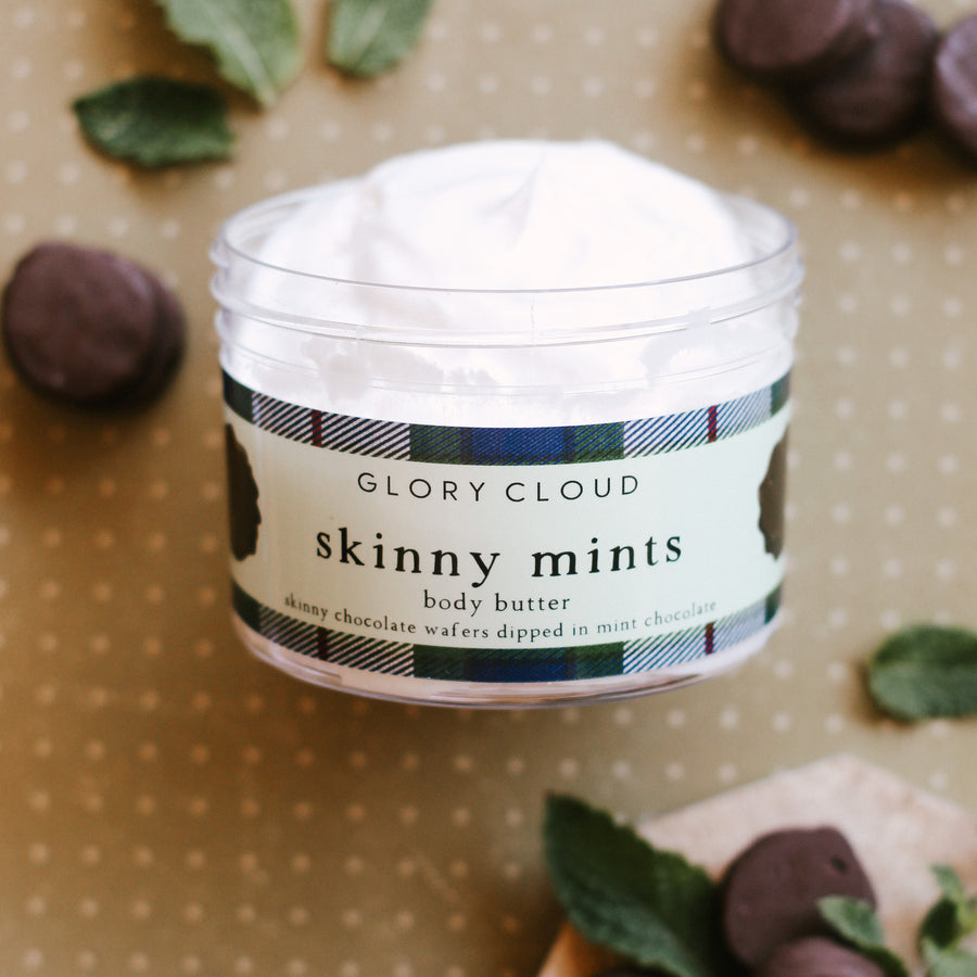 Skinny Mints - Cloud Butter