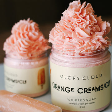 Orange Creamsicle - Cloud Soap