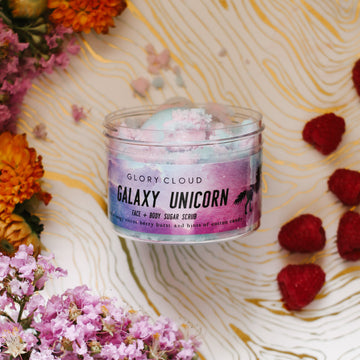 Galaxy Unicorn - Cloud Scrub