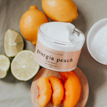 Georgia Peach - Cloud Butter