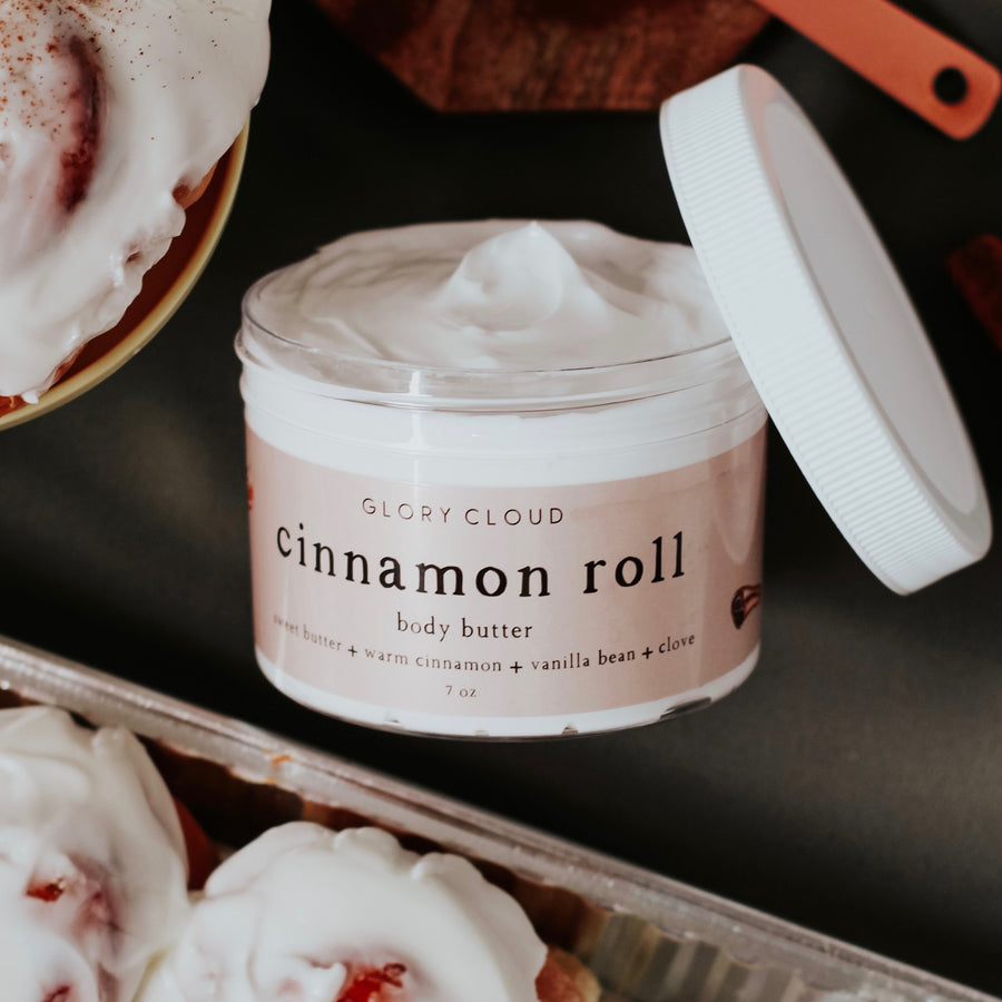 Cinnamon Roll - Cloud Butter