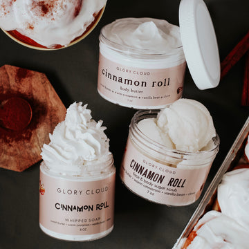 Cinnamon Roll Complete Kit