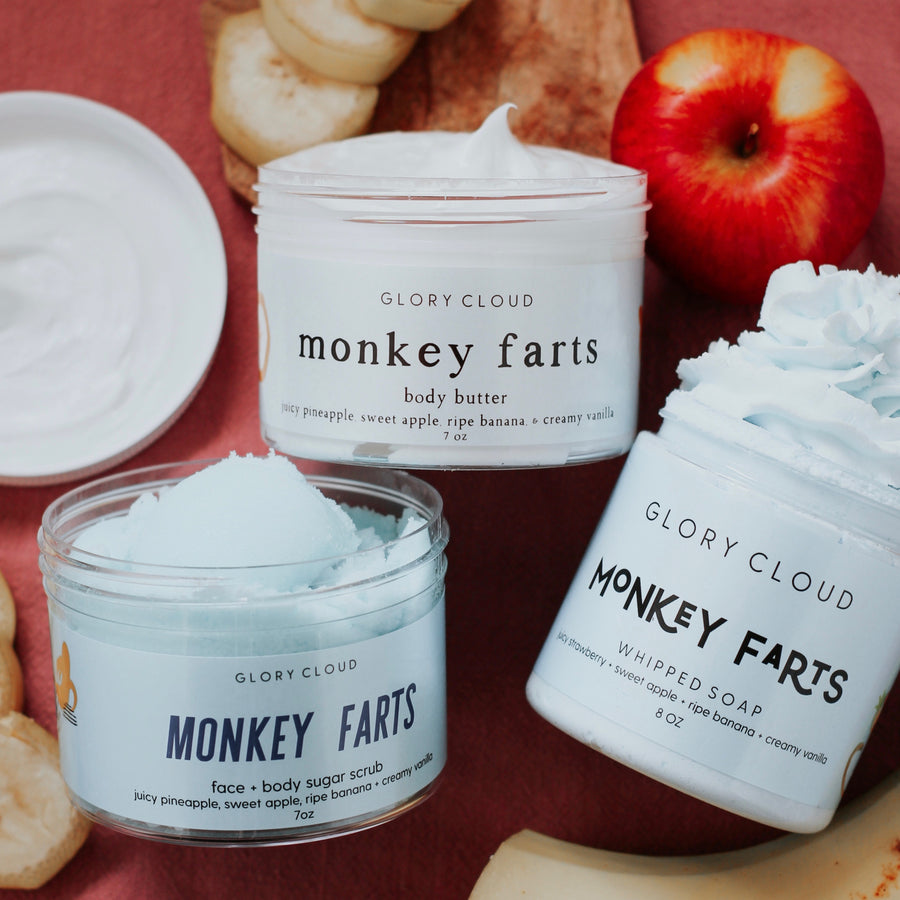 Monkey Farts Complete Kit