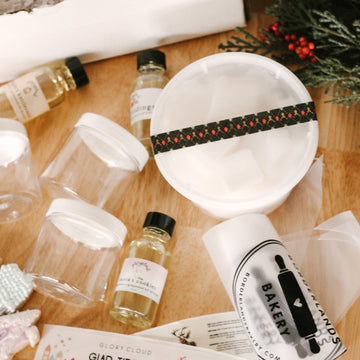Santa's Workshop - DIY Holiday Kit
