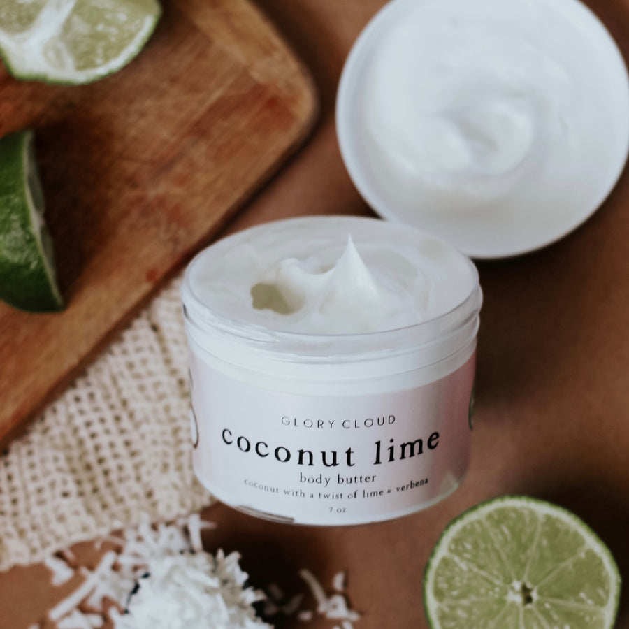 Coconut Lime - Cloud Butter