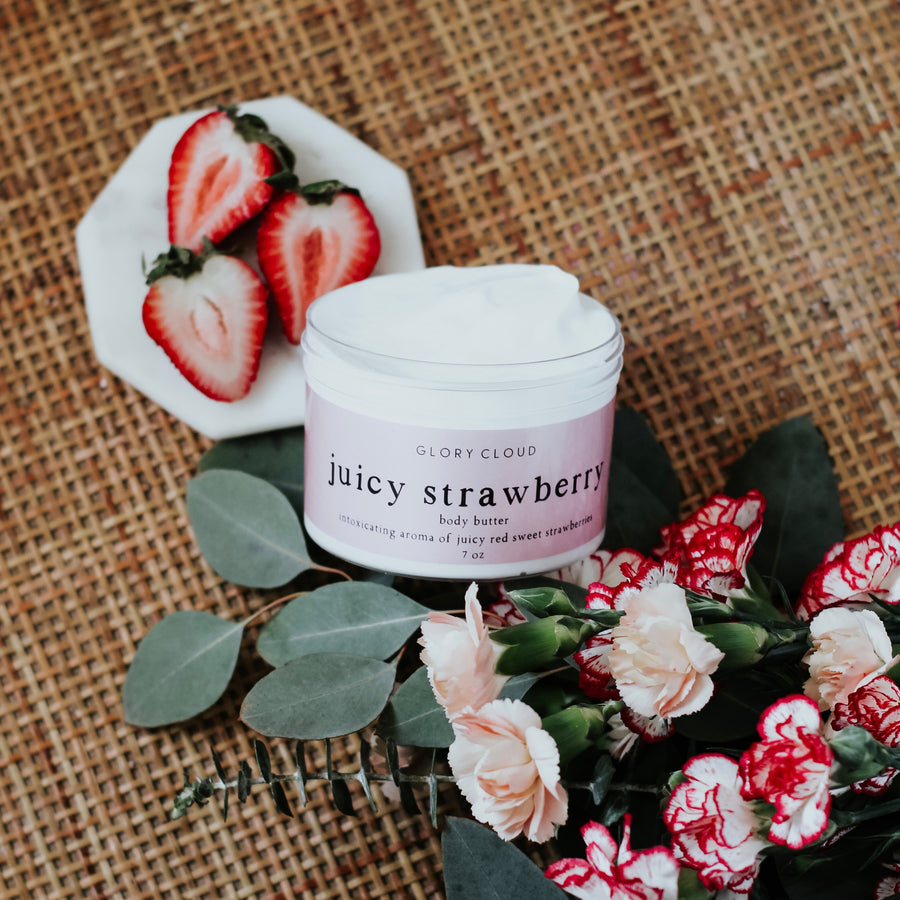 Juicy Strawberry - Cloud Butter