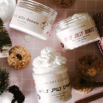Holly Jolly Donuts Complete Kit